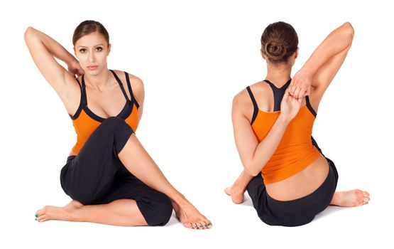 yoga poses for bigger breasts