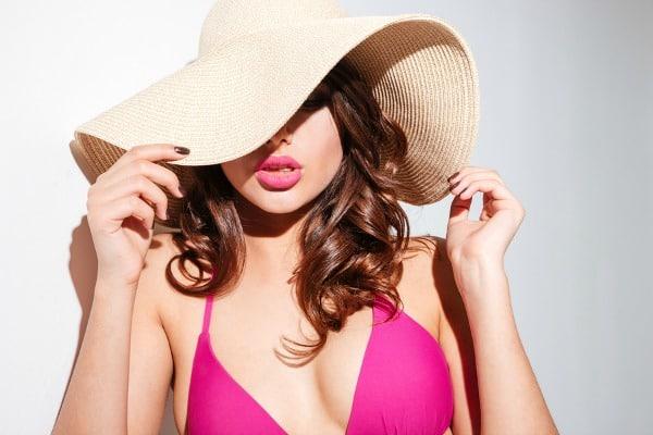 shrinking breast is Women whos