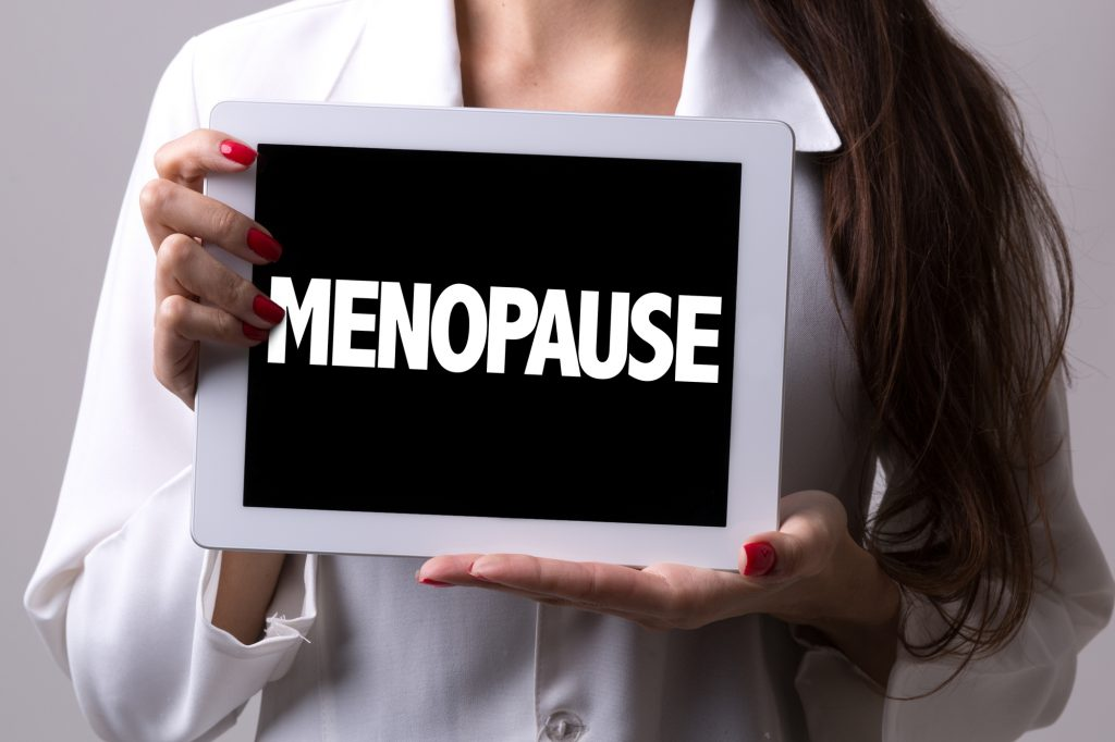 menopause breast changes