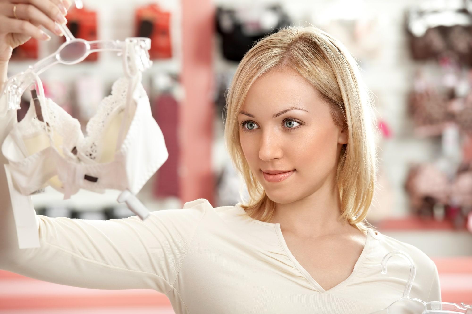 Девки в магазине нижнего белья, сайт молодежного порно