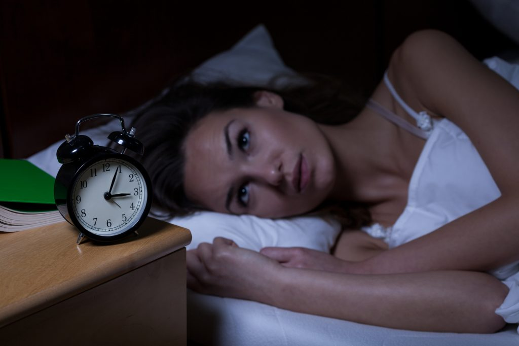 does menopause cause insomnia