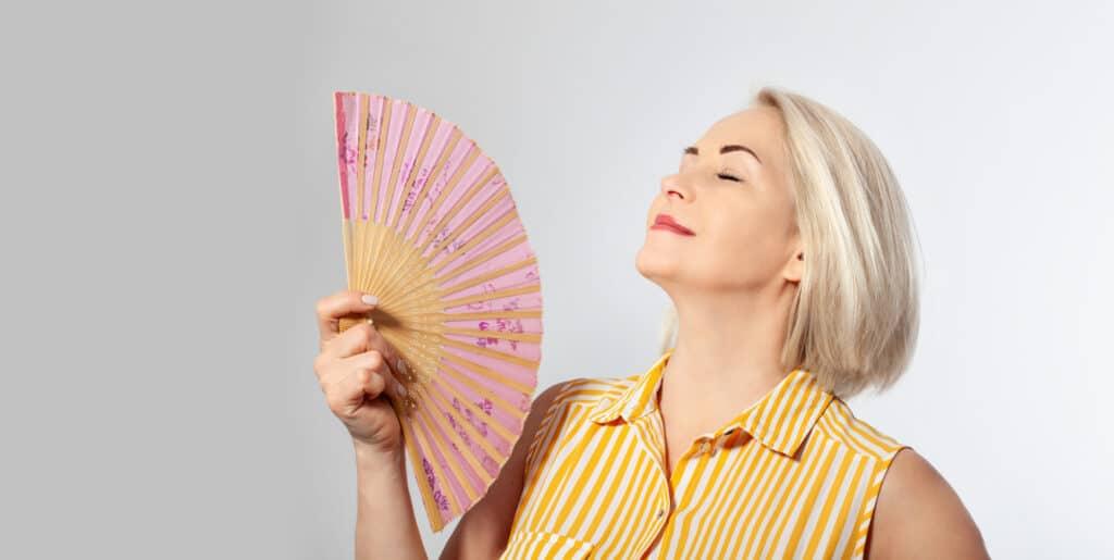 natural hot flash remedies