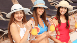 best swim suits for flat chested women